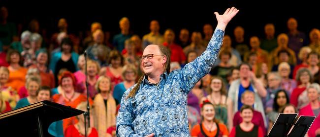 Wellington Community Choir: Songs of Land and Sea