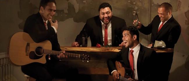 Concert with Modern Māori Quartet