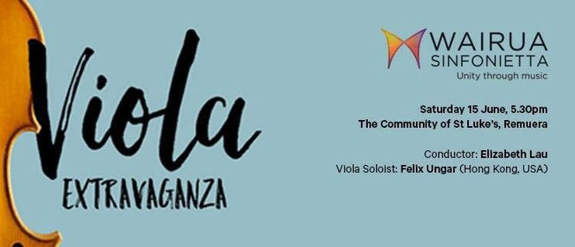 Viola Extravaganza