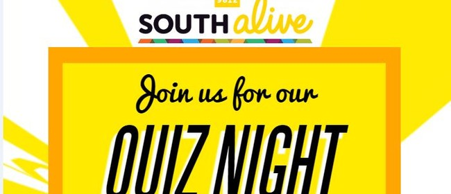 South Alive Quiz Night