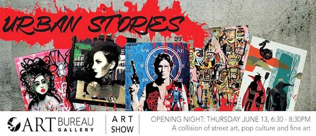 Urban Stories Art Exhibition
