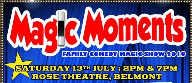 Magic Moments Family Comedy Magic Show