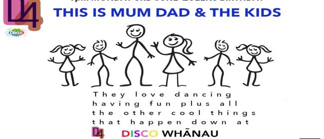 Disco Whānau: Queen's B'day