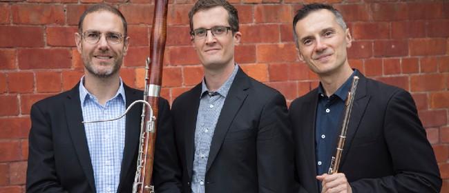 Aroha Music Society: The Donizetti Trio