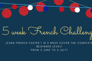 Semi Intensive French Beginners Class