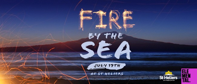 Fire by the Sea