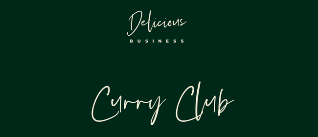 Delicious Business Curry Club