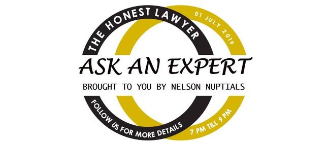 Nelson Nuptials Ask an Expert Evening