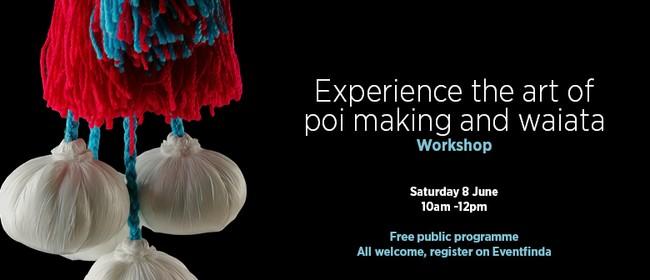 Poi Making & Poi Movements Workshop
