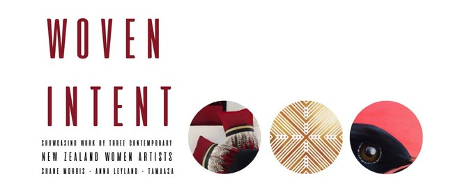 Woven Intent Exhibition