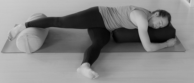 Restorative Yoga Workshop - Tight Hips and Lower Back Pain