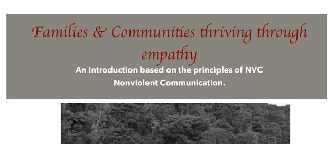 Intro to NVC - Compassionate Communication