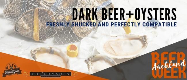 Auckland Beer Week: Dark Beer + Oysters