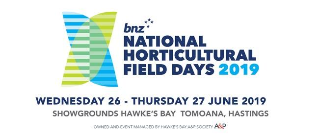 BNZ National Horticulture Field Days