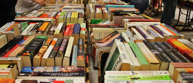 Lions Second-hand Book Sale