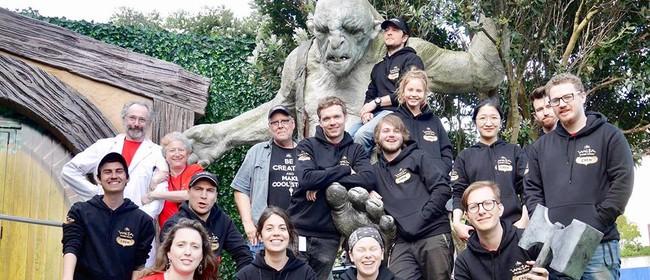 Weta Cave 11th Birthday