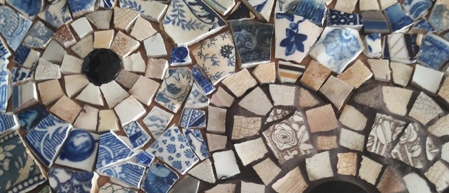 Create a Mosaic Art Masterpiece