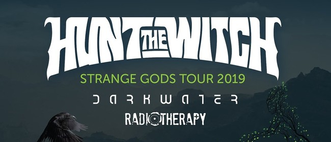 Hunt the Witch Strange Gods Album Release Tour