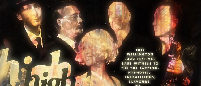 Wgtn Jazz Fest High Society and Zak Dikvert