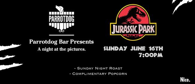 Parrotdog Move Night: Jurassic Park