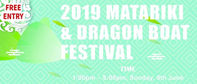 2019 Matariki and Dragon Boat Festival