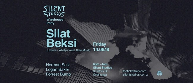 Silent Studios Warehouse Party Featuring Silat Beksi (UA)