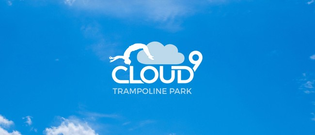 Cloud 9 Trampoline Park First Birthday Party