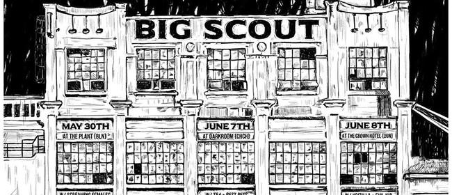 Big Scout Winter Tour