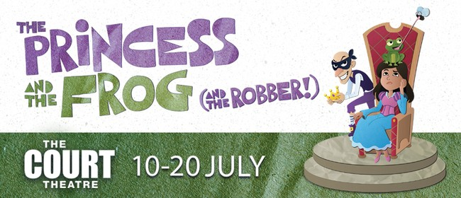 The Princess and the Frog (and the Robber!) - KidsFest 2019