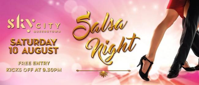 Salsa Night