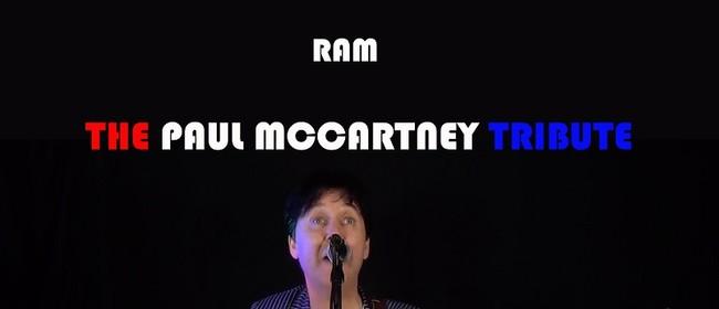 """RAM – The Paul McCartney Tribute"""