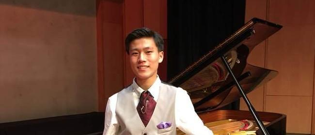 Lunchtime Music – Samuel Jeon – Piano Recital