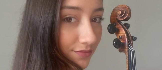 Lunchtime Music – Zita Kannangara – Violin Recital