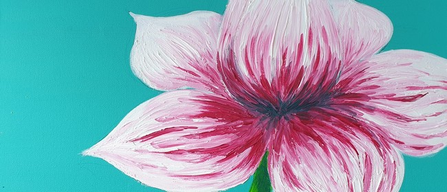 Whimsical Flower Art - 4 Week Course