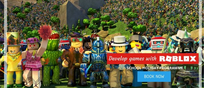 Develop Games With Roblox – Holiday Programmes