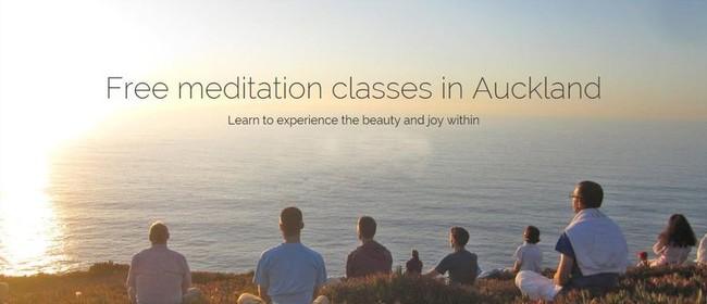 Learn to Meditate CBD