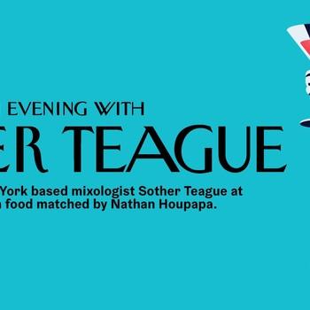 An Evening With Sother Teague