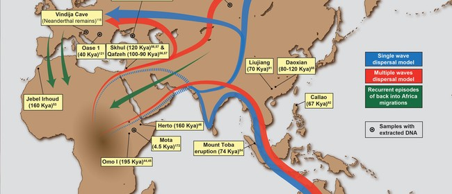 Global Migrations - The Power and Pitfalls of Ancient DNA