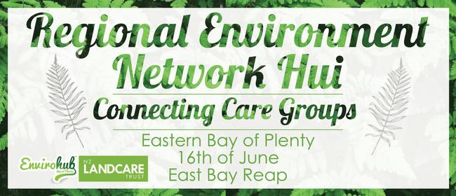 Regional Environment Network Hui Whakatāne