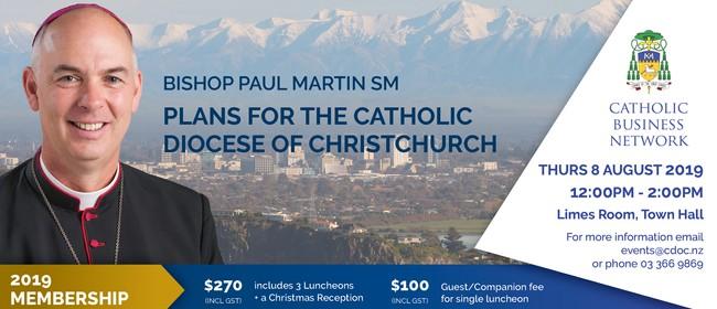 Catholic Business Network - Bishop Paul Martin SM