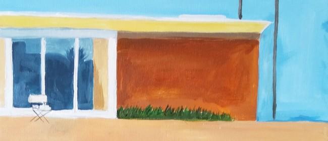 Paint and Hop Night - A Bigger Splash - Paintvine