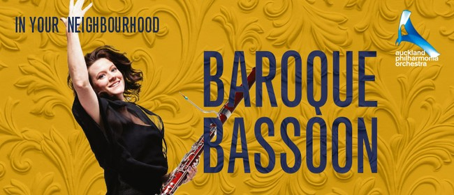 In Your Neighbourhood: Baroque Bassoon