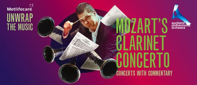 Unwrap the Music: Mozart's Clarinet Concerto