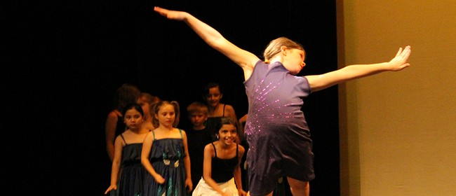 Contemporary Dance Classes (8-12 Years)