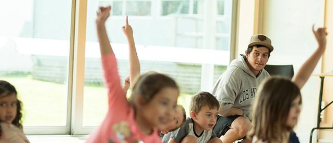 Hip Hop Dance Classes (Ages 5-7)