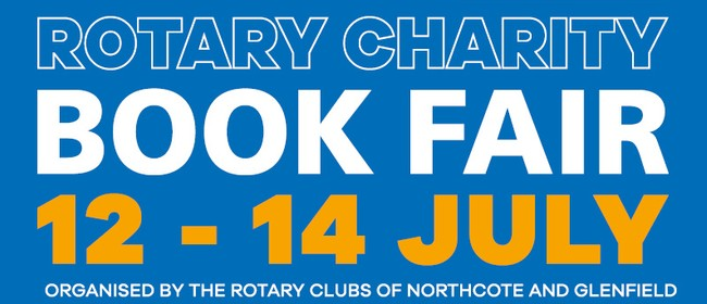 Rotary Charity Book Fair