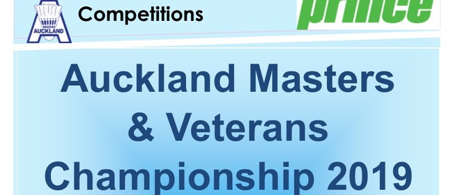 Auckland Masters Championship 2019