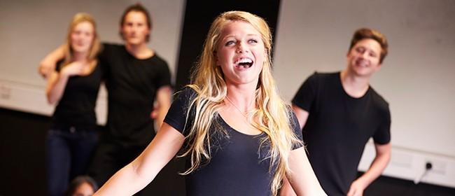 Singing Classes (Teens 11-16)