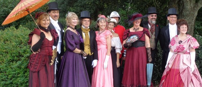 Showcasing Period Costumes and Dances