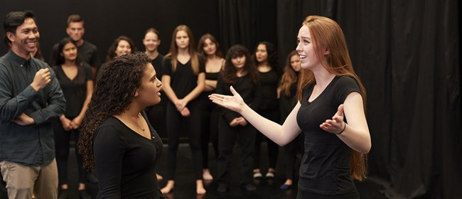 The Actor's Toolbox Acting Classes for Teens (13+)